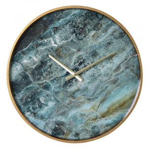 Amadeus Marble Effect Clock