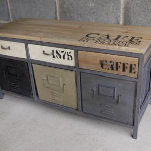 Industrial Low Cabinet