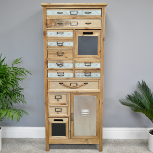 Vintage Wooden Style Cabinet