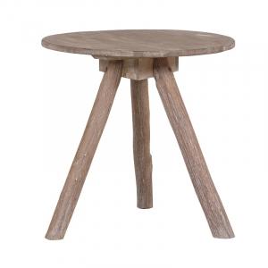 Rustic Tripod Table